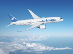 Air Europa disponibiliza mais oferta de lugares com partida do Porto