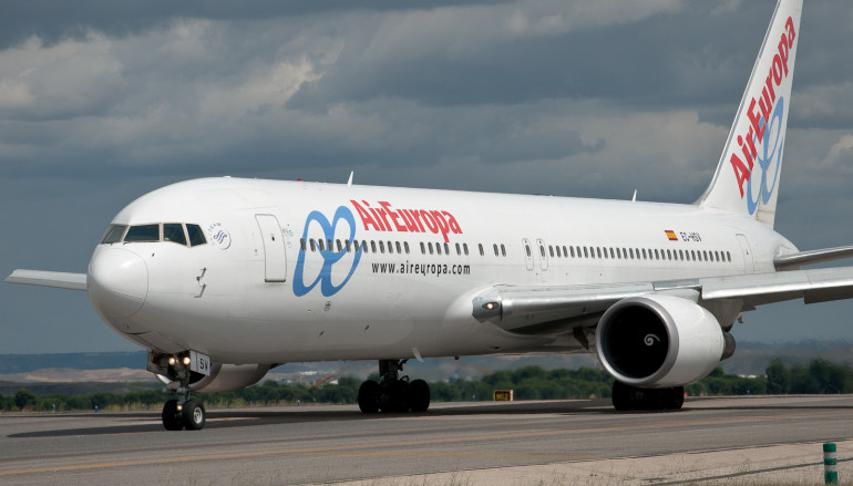 A Air Europa voa para Istambul com a Turkish Airlines