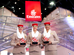 Emirates vence três prémios nos Business Traveller Middle East Awards 2016