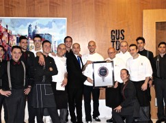 Gusto by Heinz Beck distinguido com Five Star Diamond Award 2015