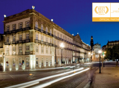 InterContinental Porto e Crowne Plaza Porto parceiros oficiais do European Best Destination
