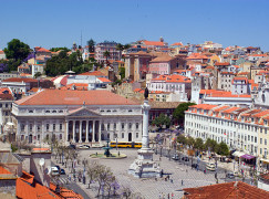 "Lisboa eleita ""Best City or Short Break Destination"""