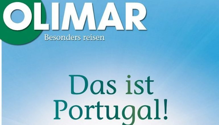 "OLIMAR apresenta nova brochura ""This is Portugal!"" para 2018"