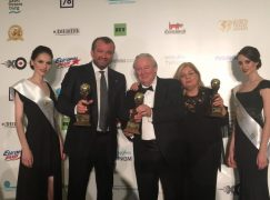TAP galardoada com três World Travel Awards e Portugal Stopover vence em Berlim