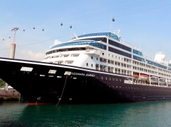 Azamara Journey é revitalizado