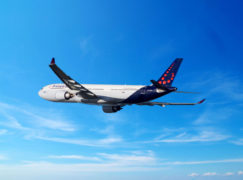 Brussels Airlines celebra 15 anos no continente africano