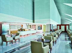 Emirates abre acesso aos lounges premium no Aeroporto Internacional do Dubai