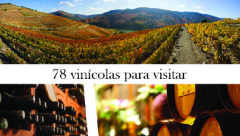Guia de Vinícolas de Portugal vence Best European Wine Book