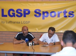 LGSP Sports by Lufthansa LGSP organizou estágio do Sporting de Gijon em Portugal