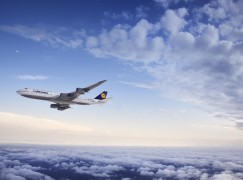 Lufthansa recebe World Travel Award 2015
