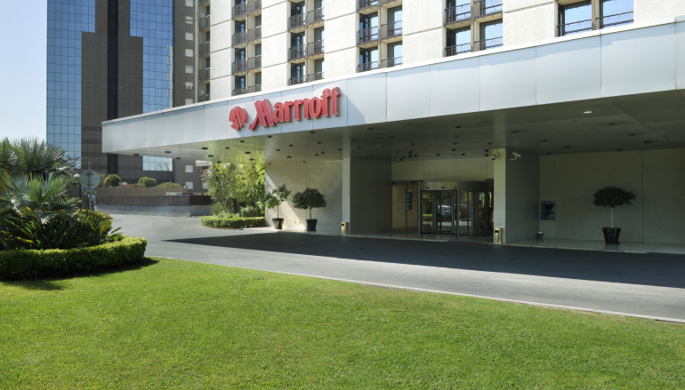 "Volta Int: ""Expedia e Marriott anunciam parceria"""