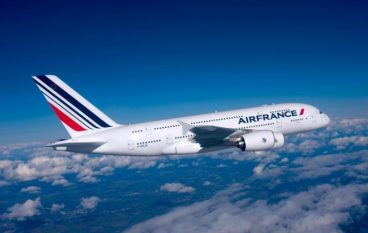 "Volta Internacional: ""Greve convocada na Air France"""