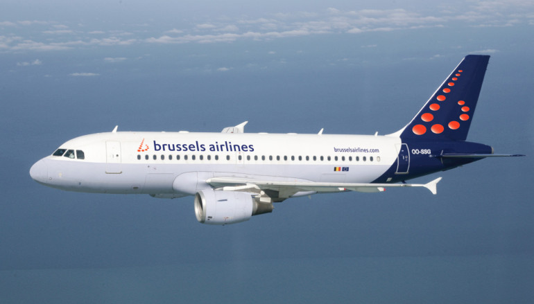 Brussels Airlines comemora 15 anos