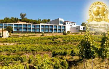 Douro Palace Hotel Resort & Spa eleito Portugal's Leading Green Hotel 2020