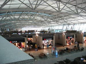 Aeroporto Internacional de Incheon
