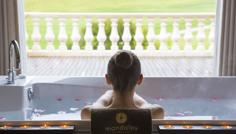 "Mandalay Spa do Dolce CampoReal Lisboa eleito ""Best Luxury Golf Resort Spa"""