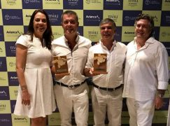 "Exoticoonline e Solférias conquistam prémio ""Golden Friends 2017"" do Tivoli Ecoresort"
