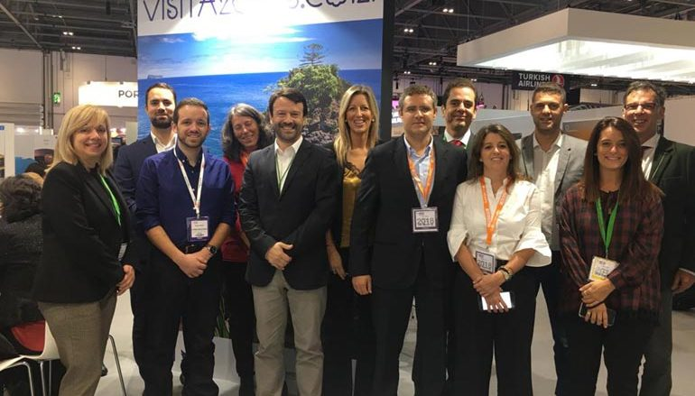 Destino Açores presente na World Travel Market 2018