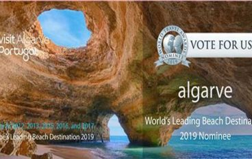 Algarve na corrida para World's Leading Beach Destination 2019