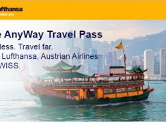 Lufthansa lança AnyWay Travel Pass para destinos de longo curso