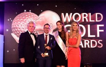 Hilton Vilamoura vence Portugal's Best Golf Hotel 2017 nos World Golf Awards