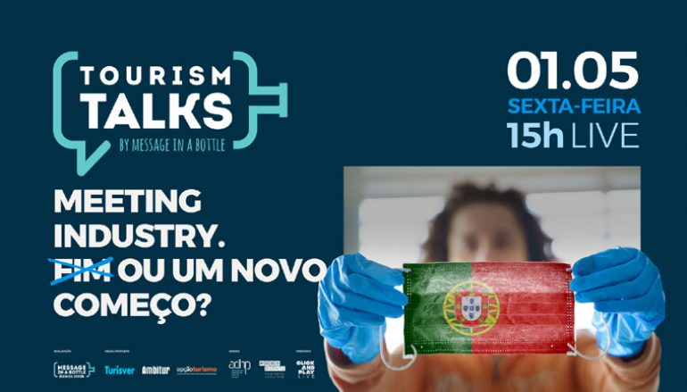 3ª edição das Tourism Talks dedicada à Meeting Industry
