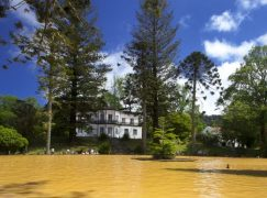 Terra Nostra Garden Hotel nomeado nos World Travel Awards