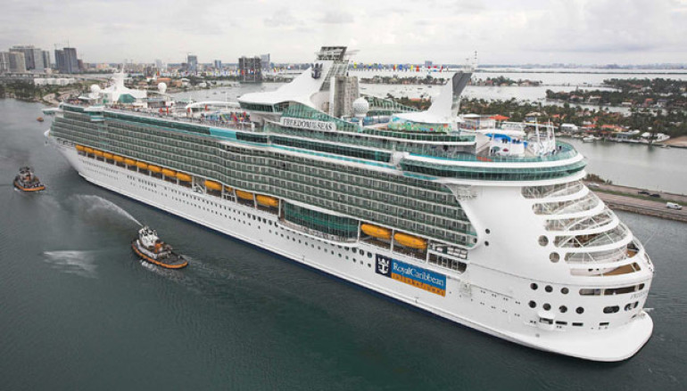 "Volta Int.: ""Royal Caribbean revela detalhes do navio Spectrum of the Seas"""