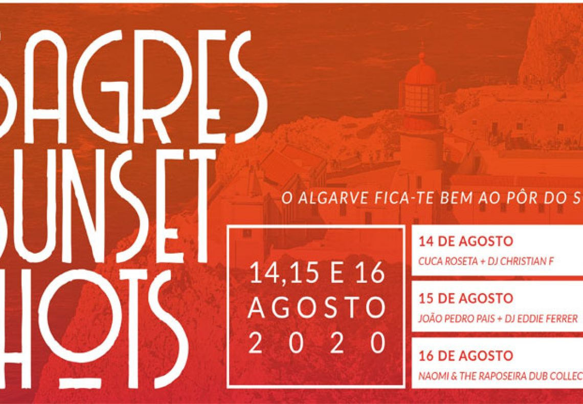 "Turismo do Algarve convida a assistir ao ""Sagres Sunset Shots"""