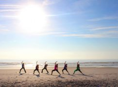 Jupiter Algarve Hotel proove Yoga on the Beach